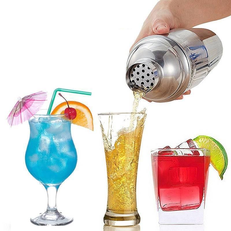 Что можно пить из шейкера. зачем нужен шейкер и как выбрать правильный
