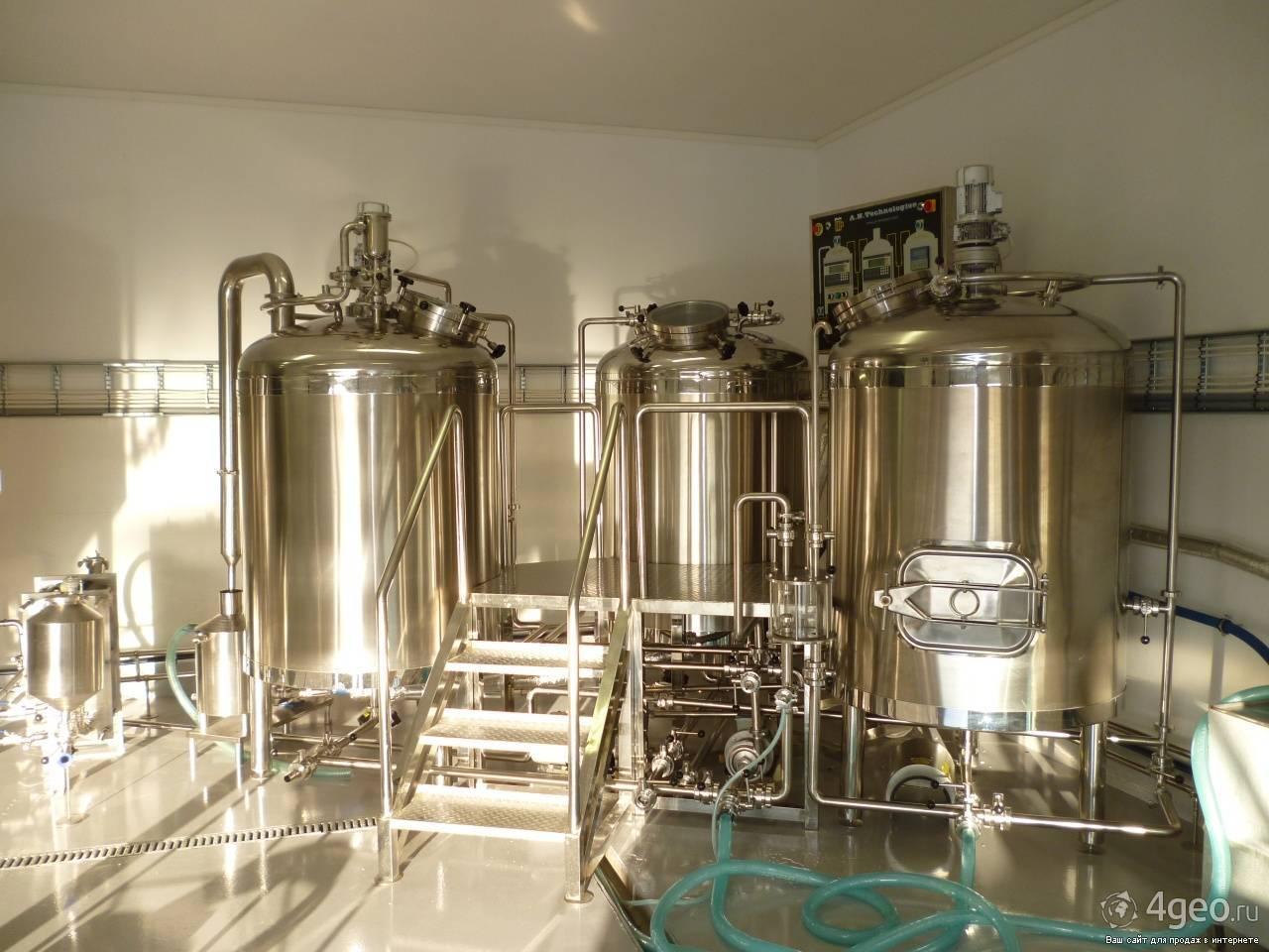Как открыть и раскрутить частную пивоварню