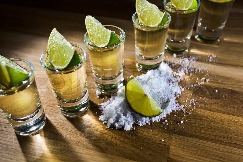 Эй, налей амиго, или Как пьет текилу хороший гринго