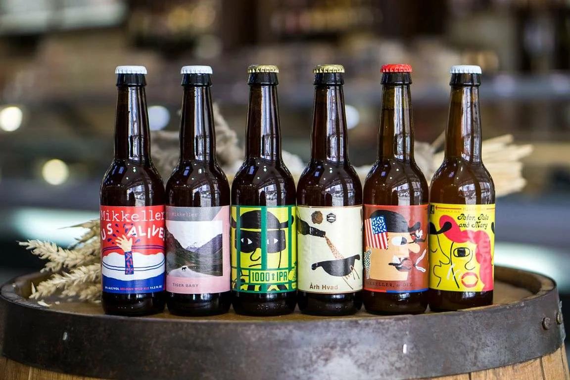Крафтовое пиво: сорта, отличия и польза
