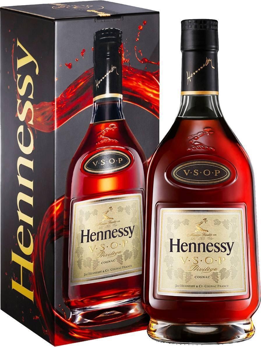 Коньяк Hennessy VSOP (Хеннесси ВСОП) и его особенности