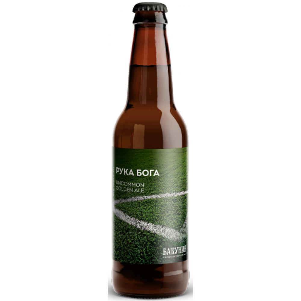 Обзор пива компании бакунин