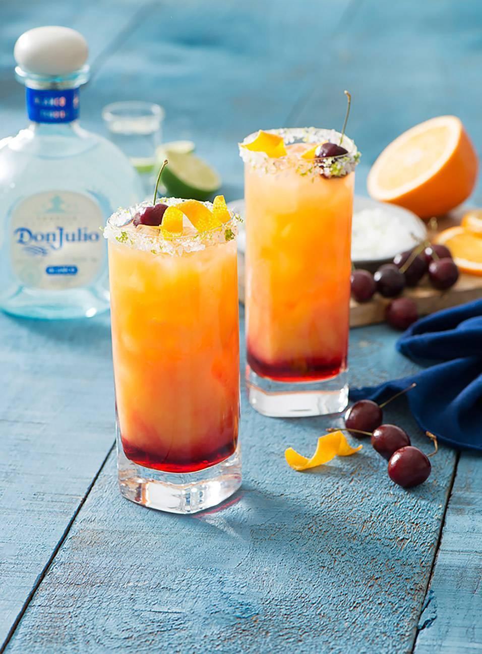 Текила с соком: 5 рецептов коктейлей для вечеринки!