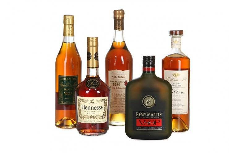 Виски и коньяк: в чем разница, чем отличаются, что лучше