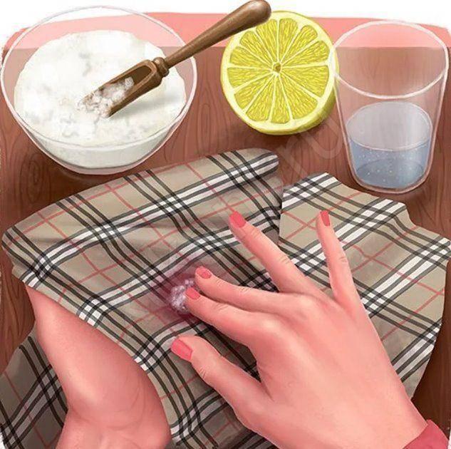 Пятна от вина - самые эффективные методы очистки