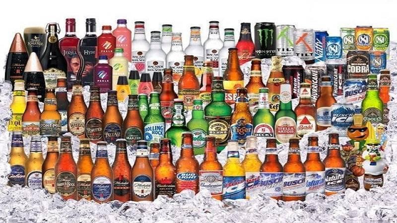Классификация алкоголя по видам