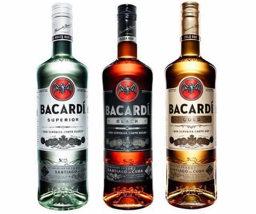 Ром бакарди (bacardi): виды, с чем пьют, история | koktejli.ru