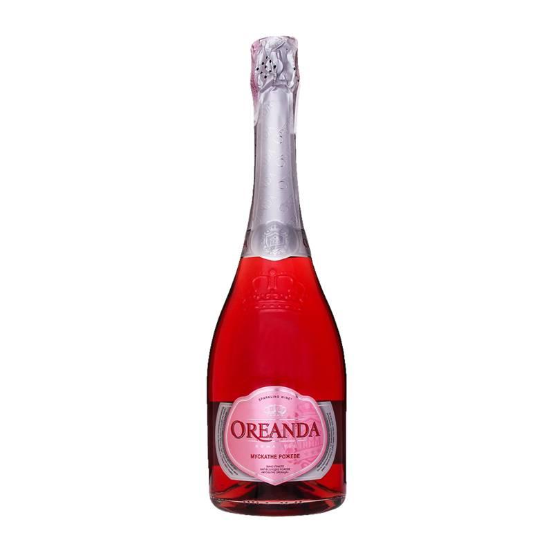 Обзор шампанского ореанда