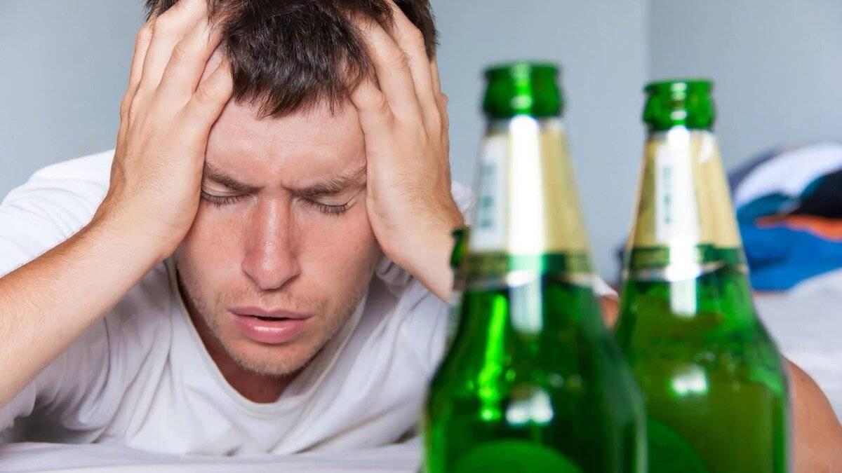 Почему болит голова после алкоголя, с похмелья