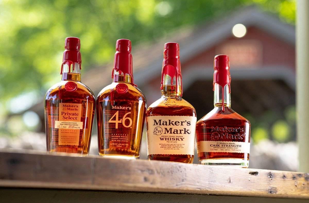 Виски maker's mark — редкое удовольствие