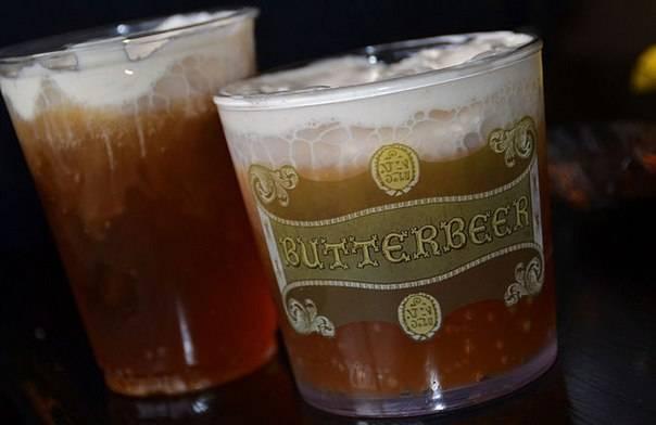 Напитки из гарри поттера