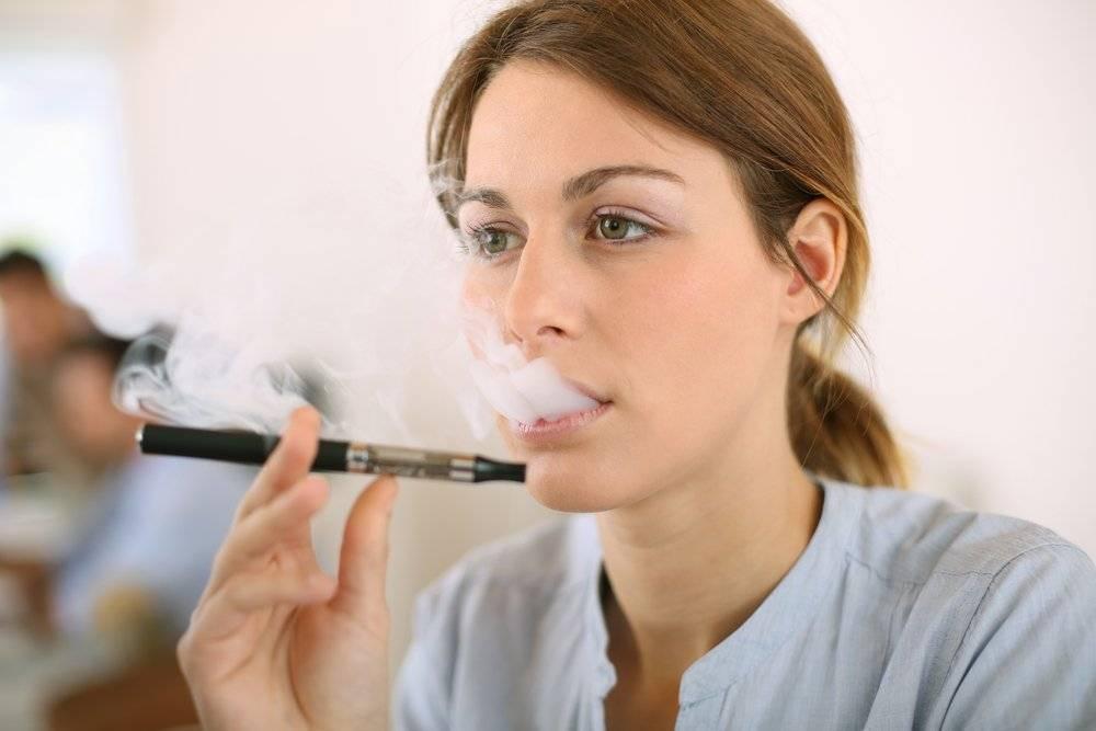 Является ли электронная сигарета при беременности альтернативой курения?