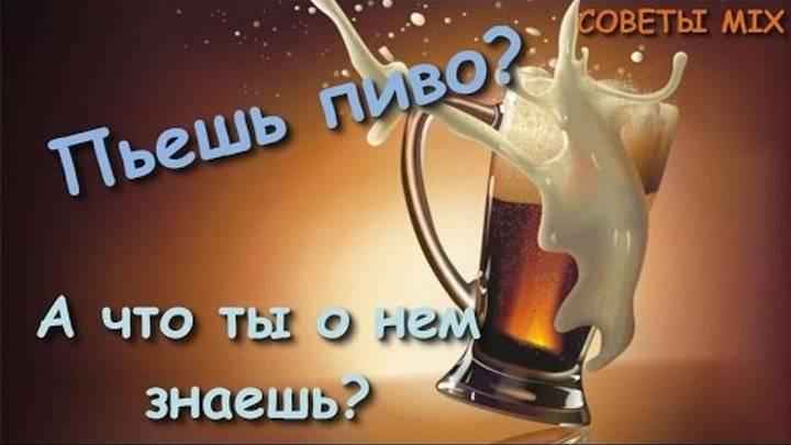 Что будет с тем, кто пьет пиво каждый день? когда можно и нельзя пить пенное | новости алтая