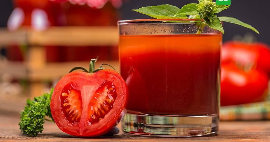 Почему хочется томатного сока при похмелье