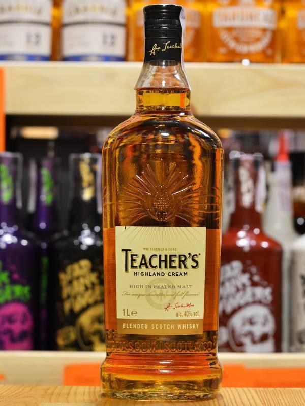 Виски teacher s highland