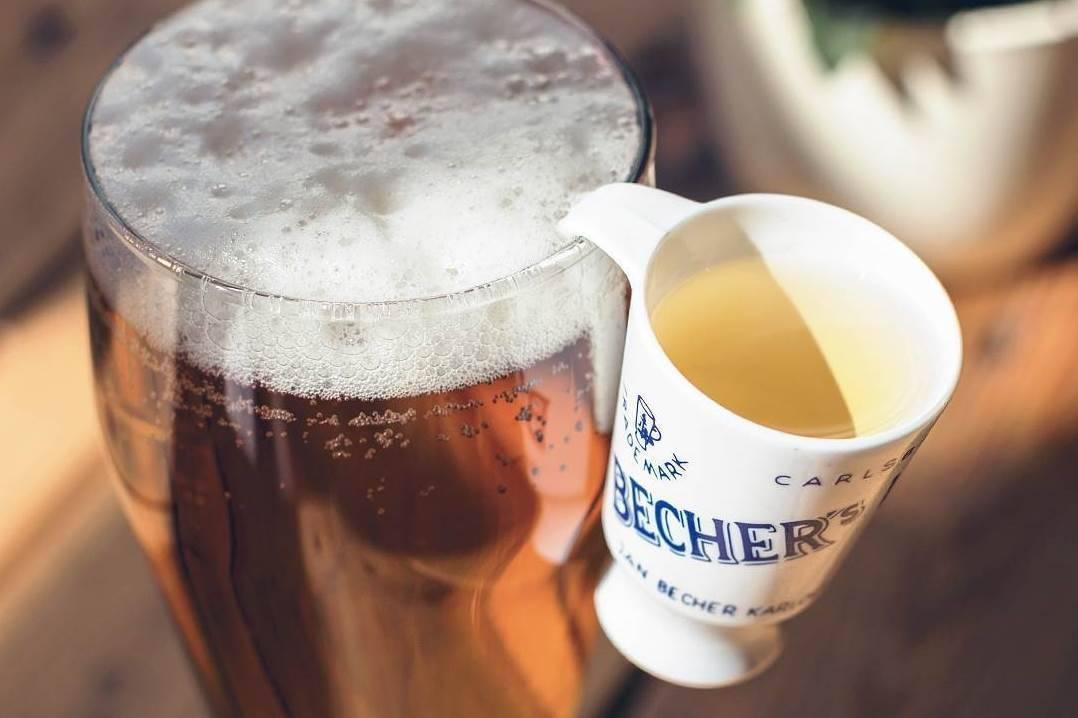 С чем можно мешать егермейстер — история алкоголя