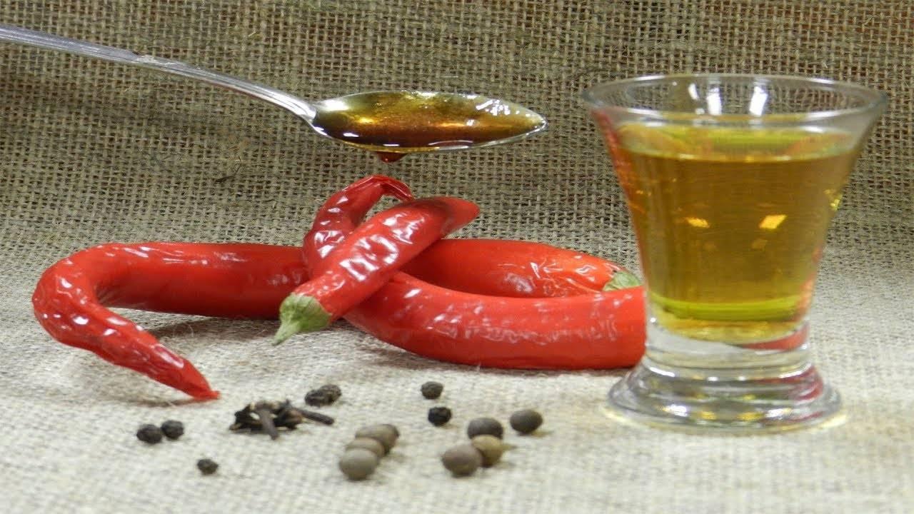 Перцовка из самогона в домашних условиях, рецепты