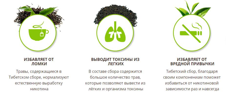 Монастырский чай для отказа от сигарет: как работает, где купить |