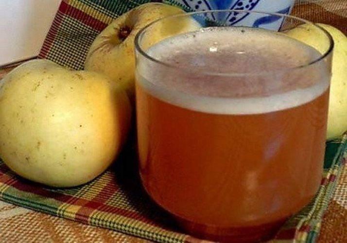 Напиток из кваса с хреном – кулинарный рецепт