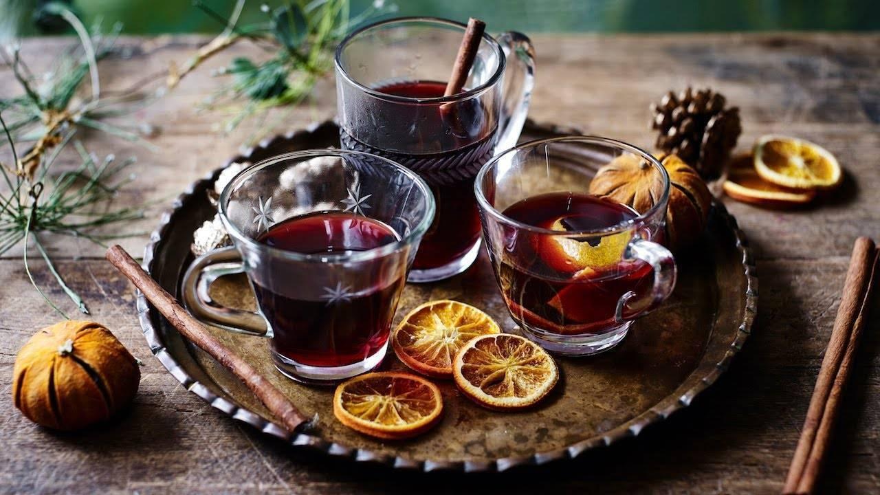 Горячее вино от простуды по лучшим рецептам