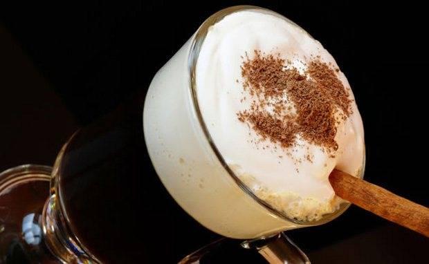 Ирландский кофе – согревающая классика