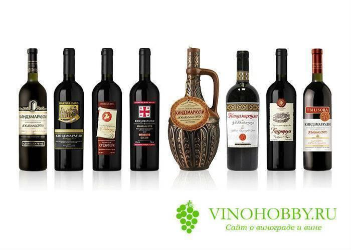 Грузинское вино: виды + 10 популярных марок достойных покупки