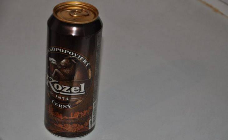 Пиво велкопоповицкий козел: история, виды и как пить