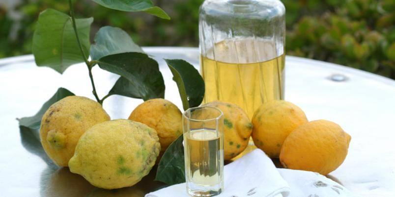 Домашний лимончелло (limoncello) — рецепт с солнечного побережья сорренто