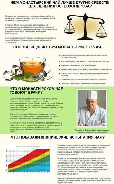 Антипаразитарный монастырский чай: правда или развод?