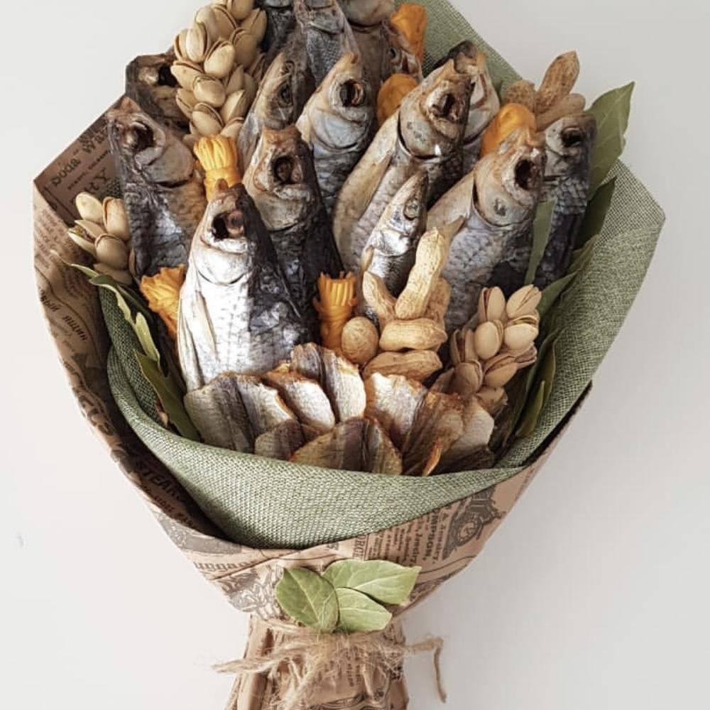Лучшие идеи подарков из пива и рыбы для любителей