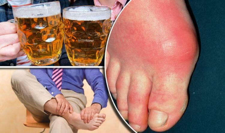 Можно ли употреблять при подагре алкоголь и какой?