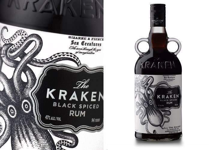 Ром «кракен»: производитель, качества напитка, цена, отзывы