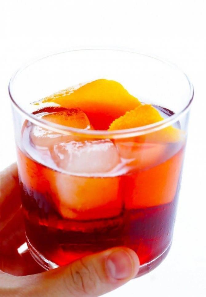 Коктейль негрони - рецепт и состав легендарного коктейля