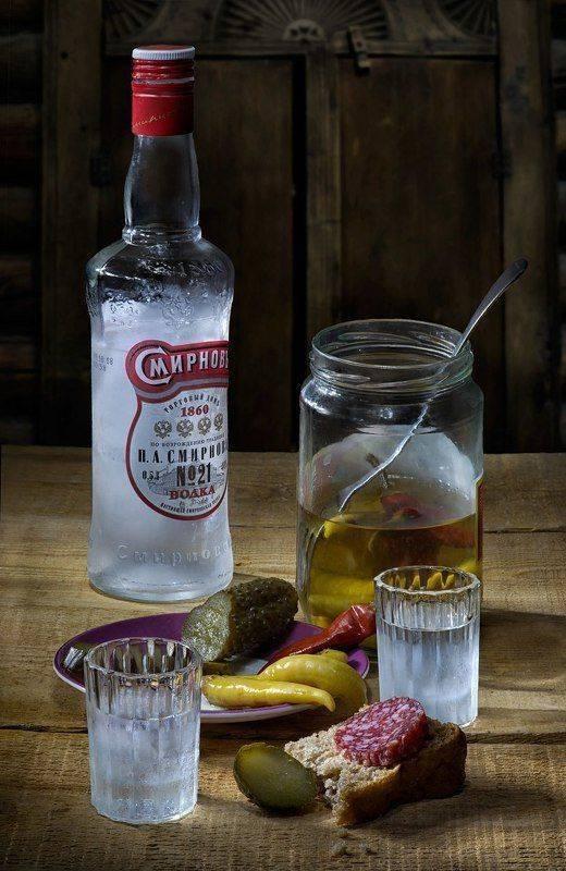 Опьянение есть, похмелья нет: безалкогольная водка