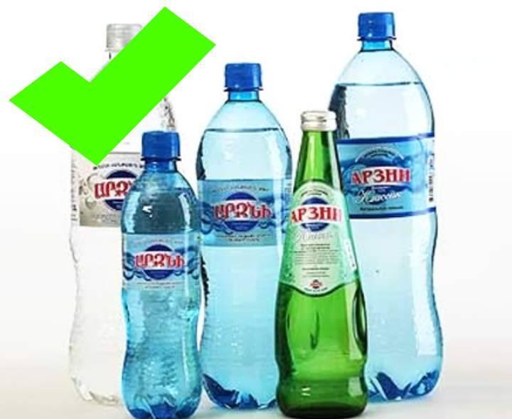 Какие виды минеральной воды бывают, как выбрать качественную