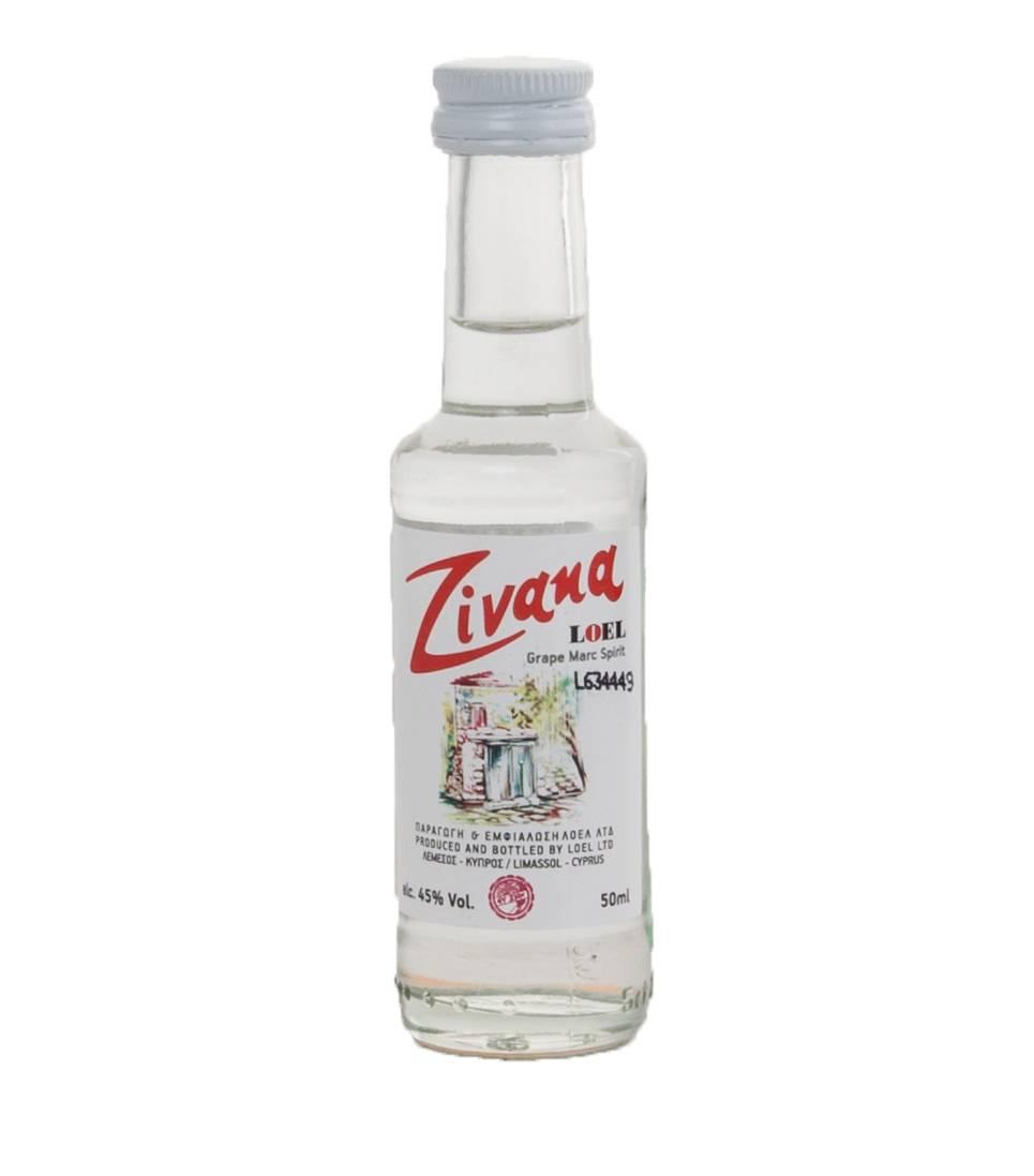 Зивания кипрская водка — история алкоголя