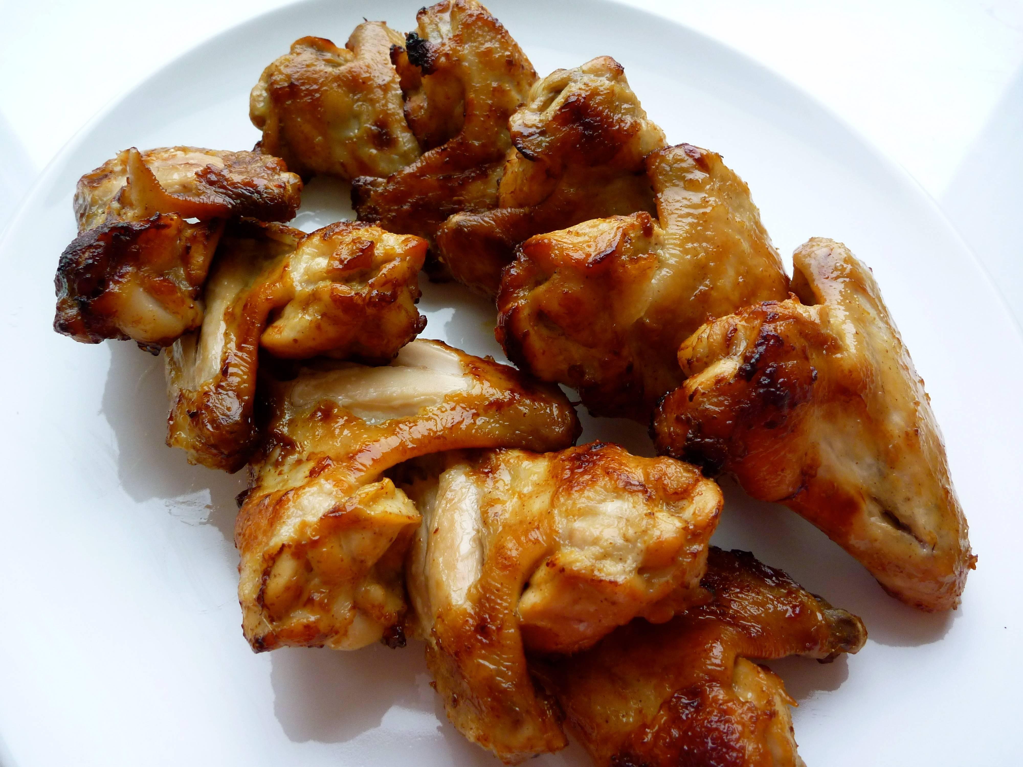 Рецепты приготовления крылышек к пиву