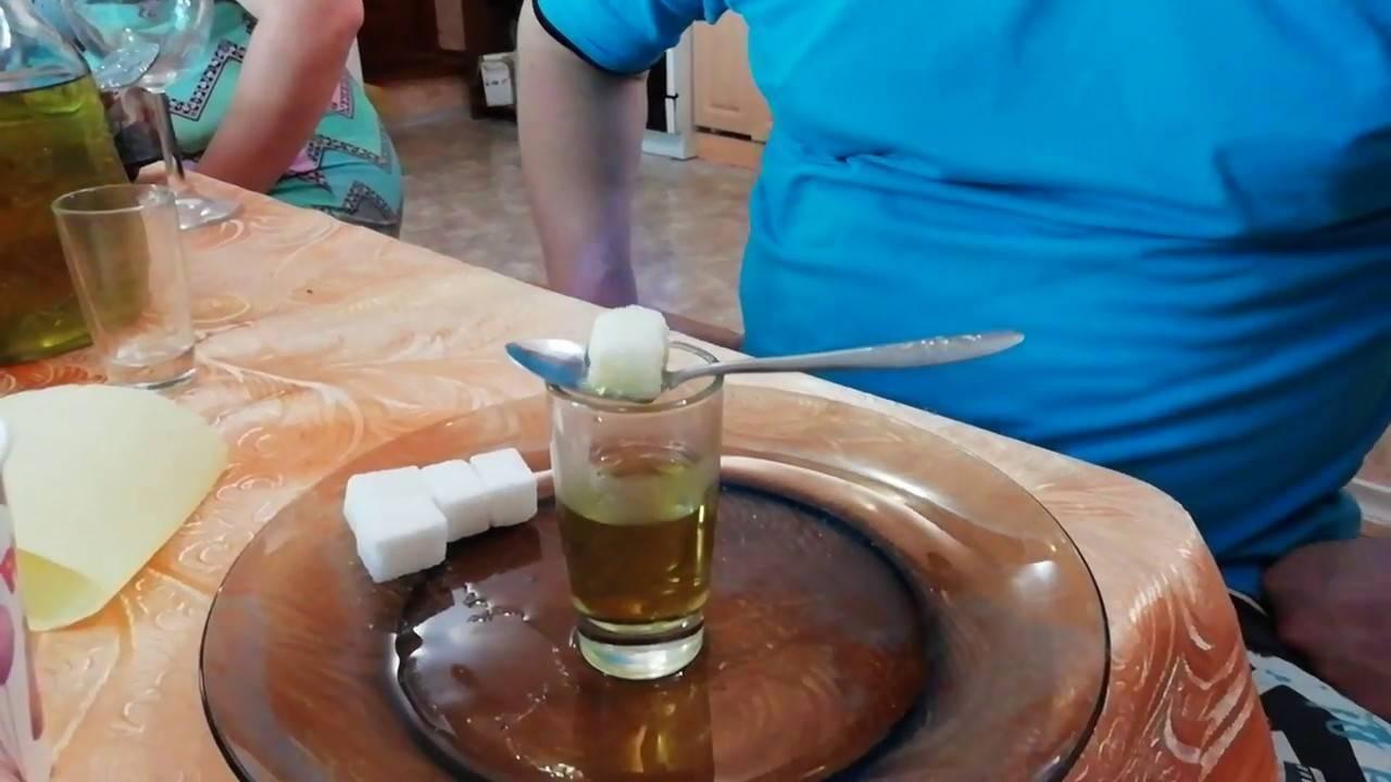 Как пить абсент правильно в домашних условиях