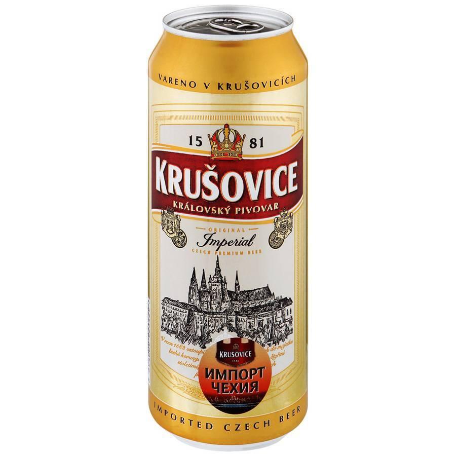 Все о пиве крушовице | bezprivychek.ru