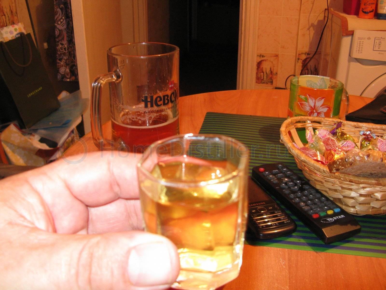 Рецепты приготовления разных сортов виски в домашних условиях