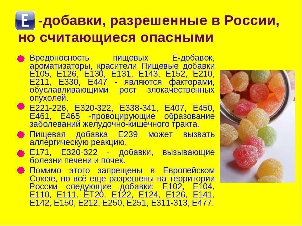 Диоксид серы или консервант е220: так ли страшен? | za-edoy.ru