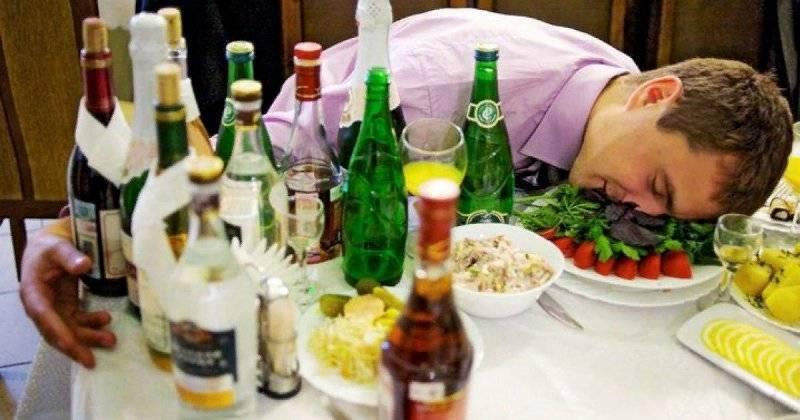 Способ не пьянеть