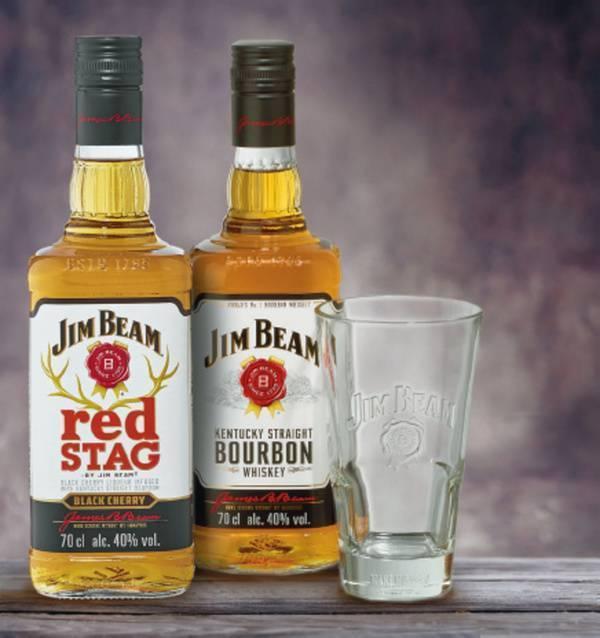 В чем уникальность вишневого виски red stag