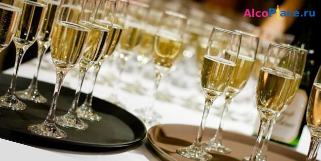 Сколько градусов в шампанском? | bezprivychek.ru