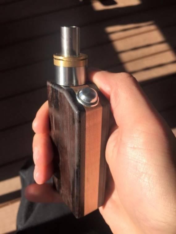 Электронная сигарета мехмод: устройство и принцип действия