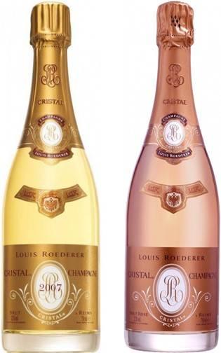Шампанское кристал (crystal)