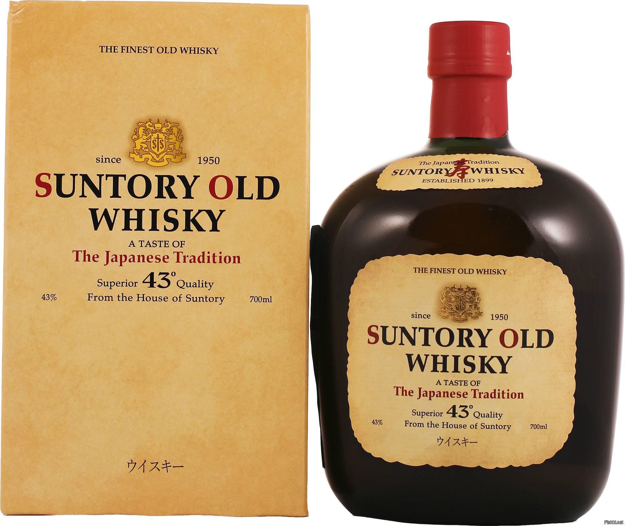 Виски сантори: разновидности японского напитка suntory, такие как old (олд), kakubin (какубин), royal (роял) и другие, история и особенности их производства | mosspravki.ru
