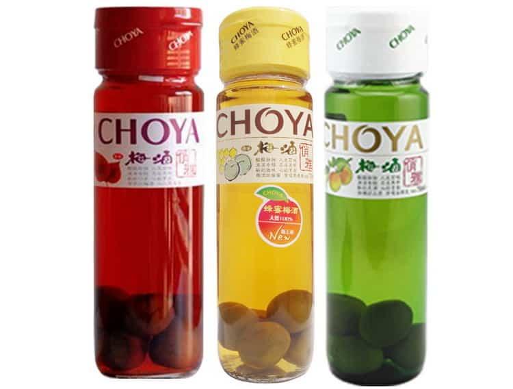 Вино choya umeshu (чоя умешу) — описание и тонкости производства сливового напитка