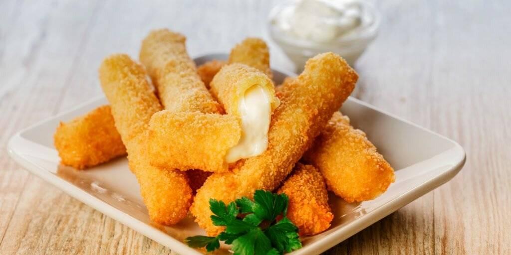 Сырные палочки (42 рецепта с фото) - рецепты с фотографиями на поварёнок.ру