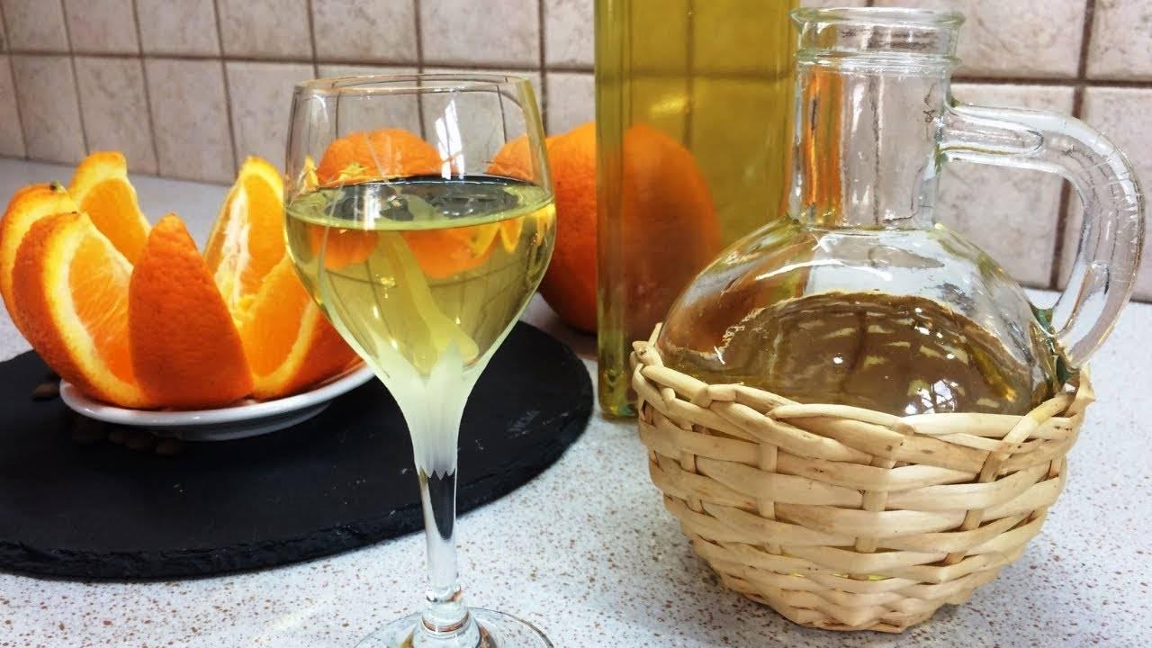 Ликер из апельсинов в домашних условиях